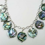 Abalone Necklace to Fortify the Body and Improve One's Health