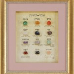 Hoshen Gems Decorative Wall Hanging