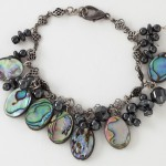 Natural Abalone Bracelet