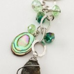 Silver Necklace : Pleasant Feelings
